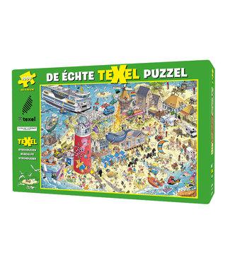 De ECHTE Texel Puzzel