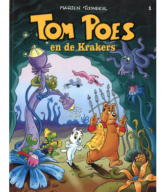 Tom Poes 01 - Tom Poes en de Krakers