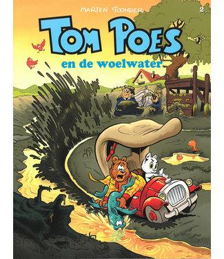 Tom Poes 02 - Tom Poes en de woelwater