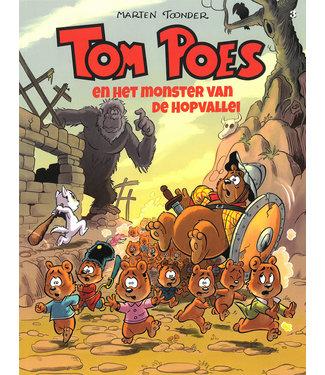 Tom Poes 03 - Tom Poes en het monster van de hopvallei