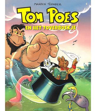Tom Poes 04 - Tom Poes en het toverboekje