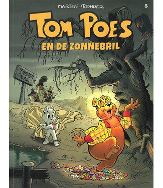 Tom Poes 05 - Tom Poes en de zonnebril