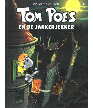 Tom Poes 06 - Tom Poes en de Jakkerjekker