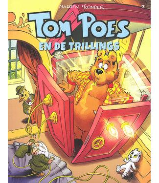 Tom Poes 07 - Tom Poes en de trillings