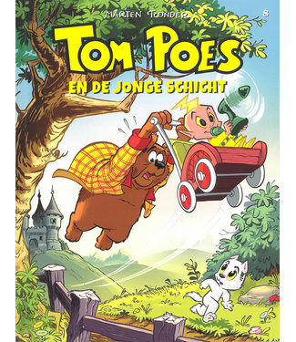 Tom Poes 08 - Tom Poes en de jonge schicht