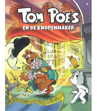 Tom Poes 09 - Tom Poes en de knopenmaker