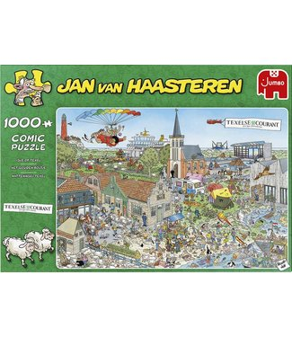Jan van Haasteren puzzel - Texel