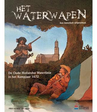 Het waterwapen - De Oude Hollandse Waterlinie in het rampjaar 1672
