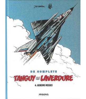 Tanguy en Laverdure Integraal 04 - Geheime missies