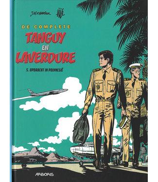 Tanguy en Laverdure Integraal 05 - Opdracht in Polynesië