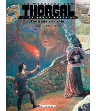 Thorgal De jonge jaren 09 - De tranen van hel