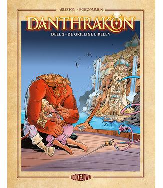 Danthrakon 02 - De grillige Lireley - LOCKDOWN EDITIE