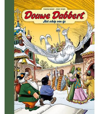 Douwe Dabbert 19 - Het schip van ijs - Collectors editie