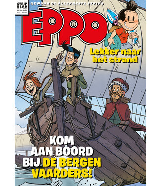 Eppo Stripblad 2021 - Eppo 14