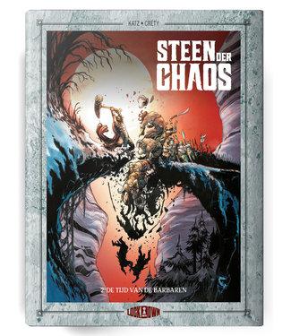 Steen der Chaos 02 - De tijd van de barbaren - LOCKDOWN
