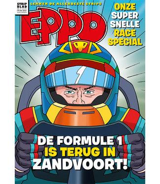 Eppo Stripblad 2021 - Eppo 17