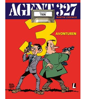 Agent 327 10 - Drie avonturen