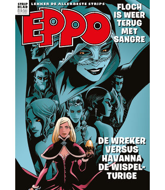Eppo Stripblad 2021 - Eppo 20