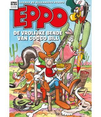 Eppo Stripblad 2021 - Eppo 21