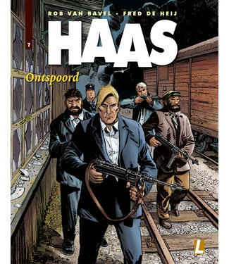 Haas 07 - Ontspoord
