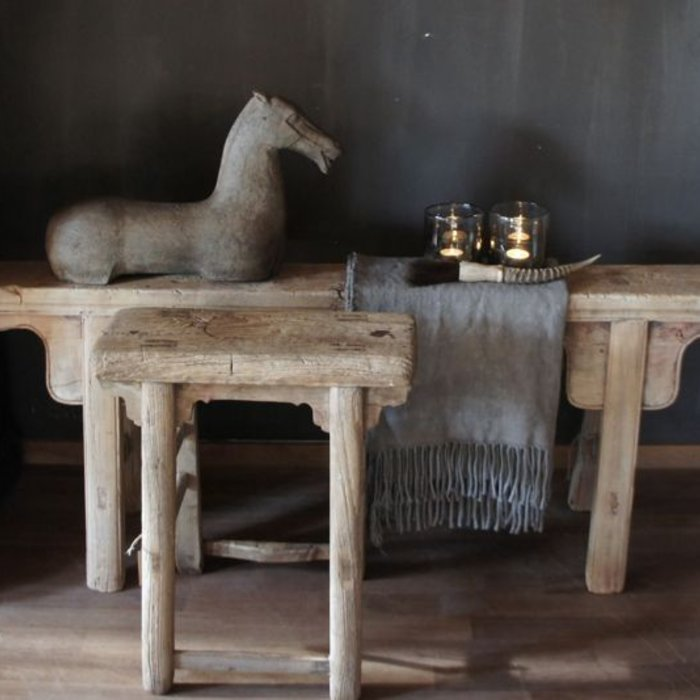 Wooden Benches & Stools