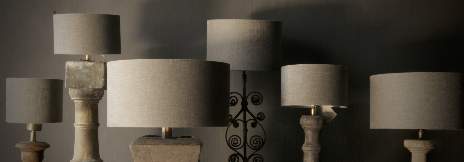 cylinder - lampshades