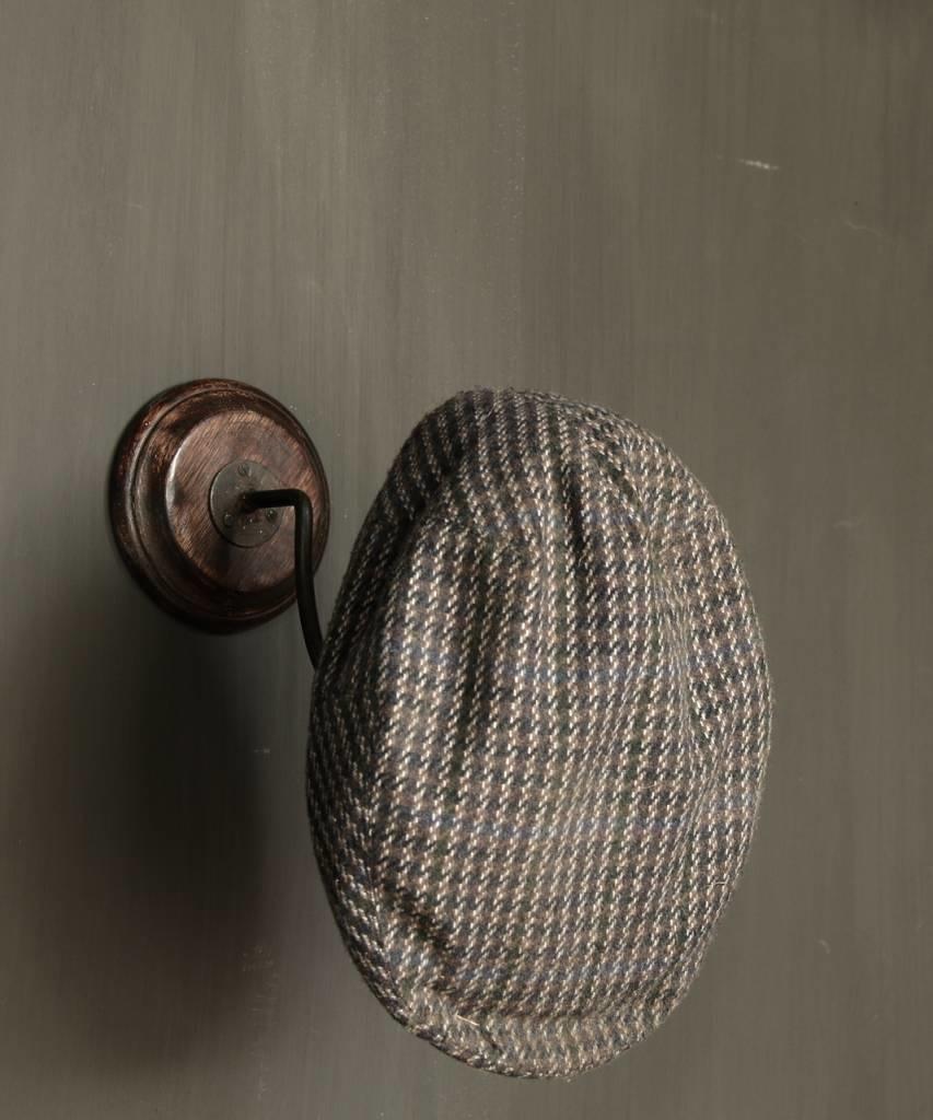 Wooden hat hook-1