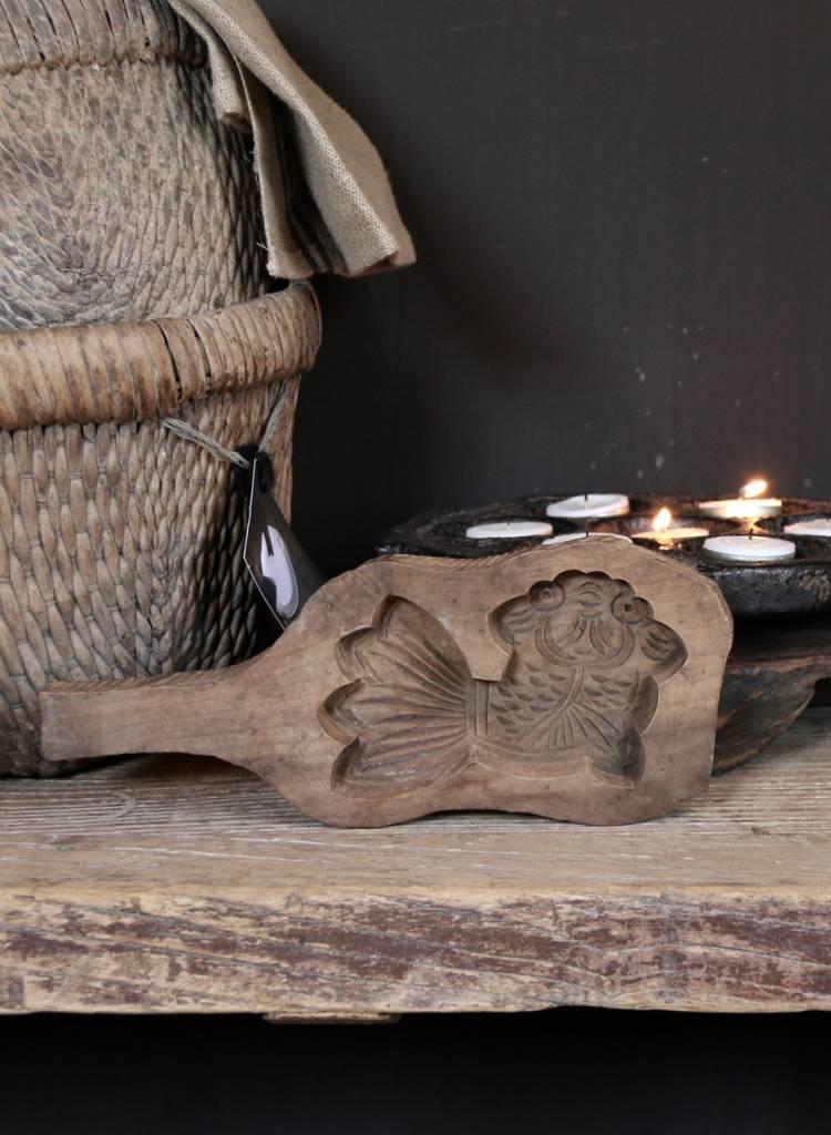 moon cake houten authentieke bakvorm-1