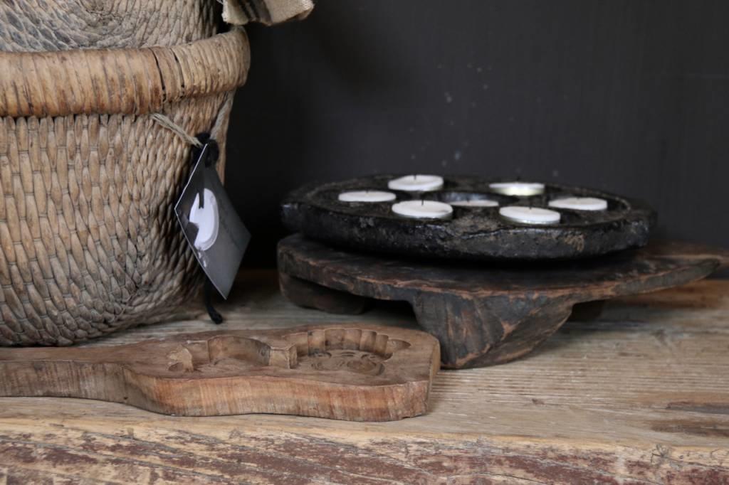 moon cake houten authentieke bakvorm-3