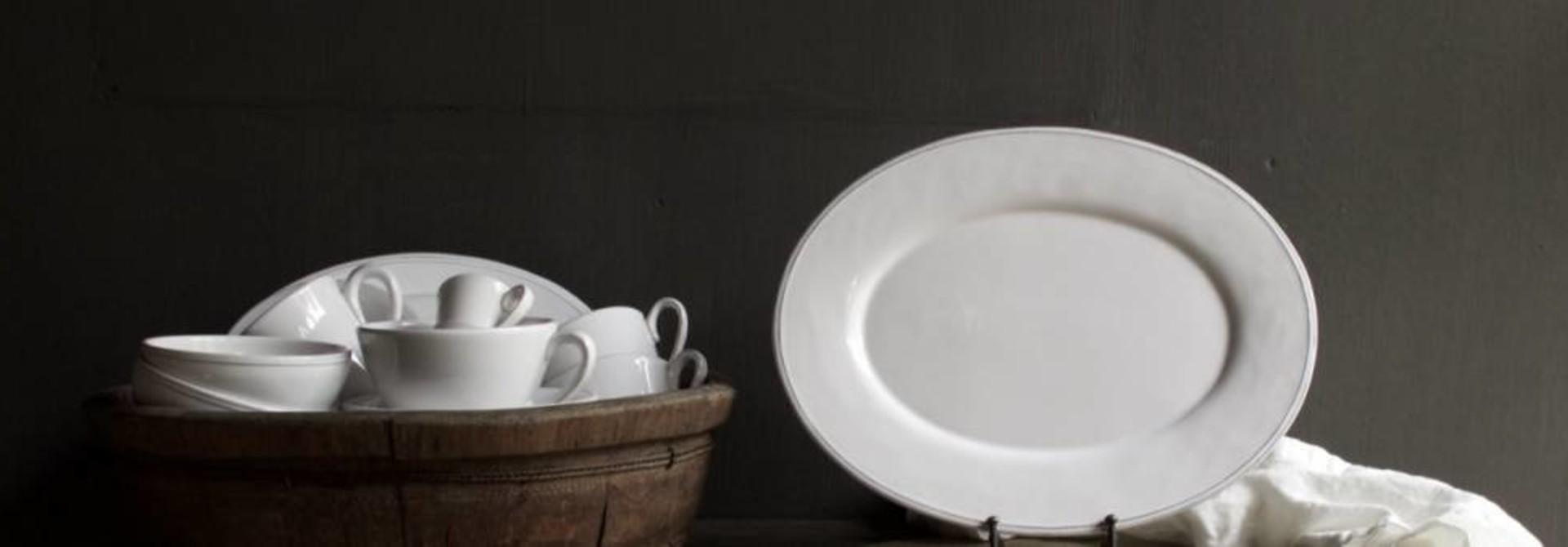 Ovalplatte Cote Tabelle