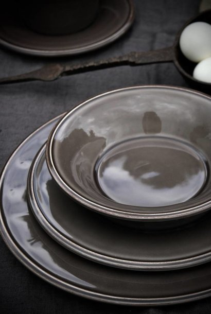 Bowl Cote Table 19cm Pepper
