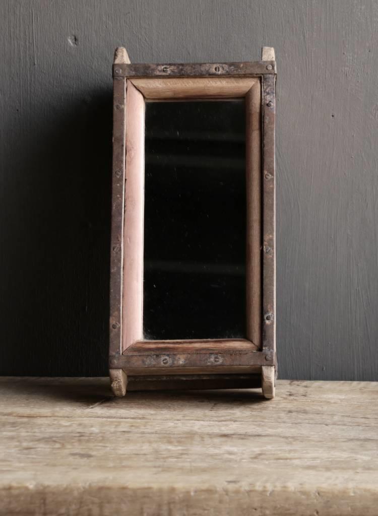 Steenmal/Brickmold Spiegeltje-1
