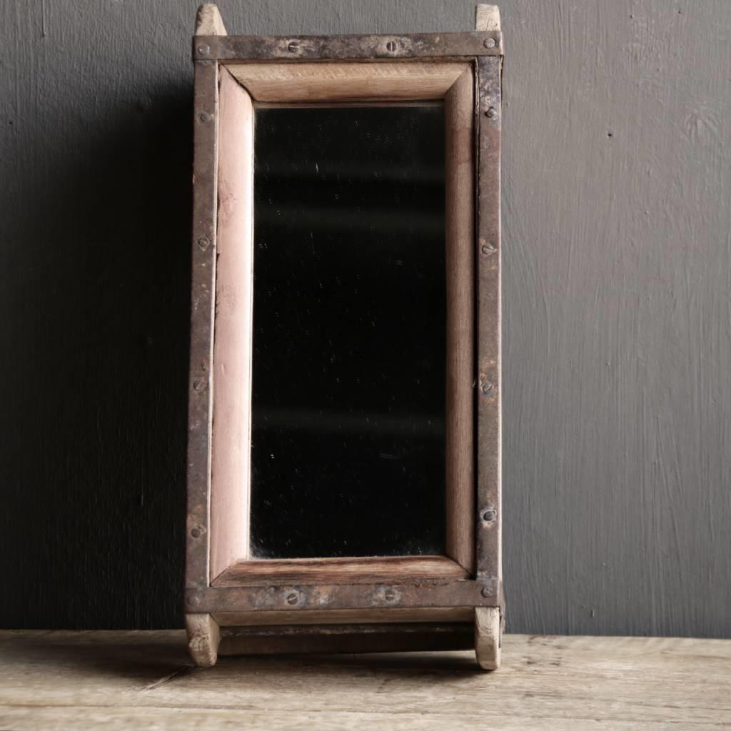 Steenmal/Brickmold Spiegeltje-2