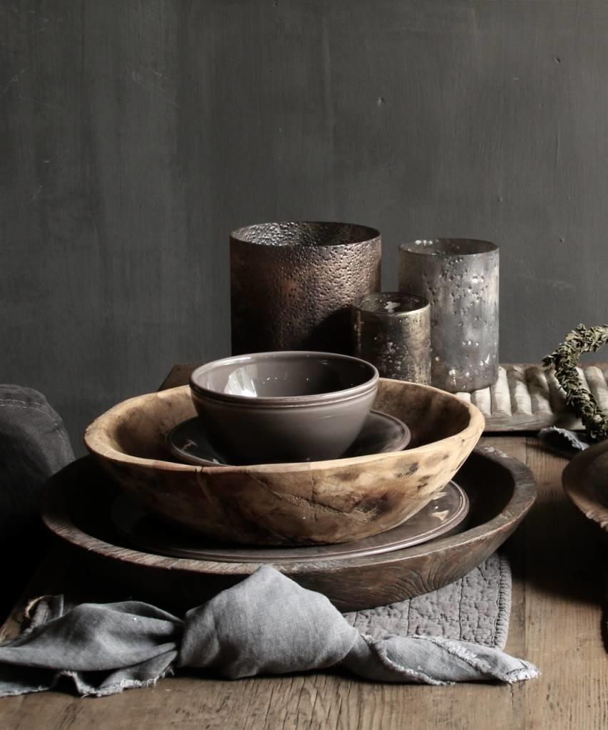 Stonewash Grijs placemat-4