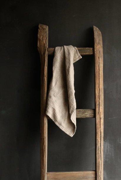 Tough linen kitchen towel