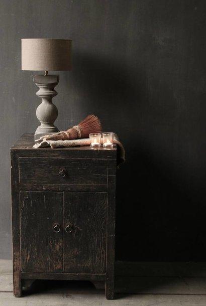 Tough Driftwood / Elmwood cabinet