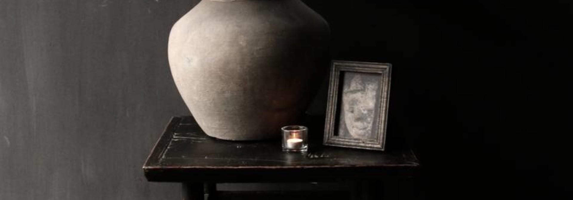 Alter authentischer hölzerner Salon / Beistelltisch Quadrat Einzigartiger Artikel