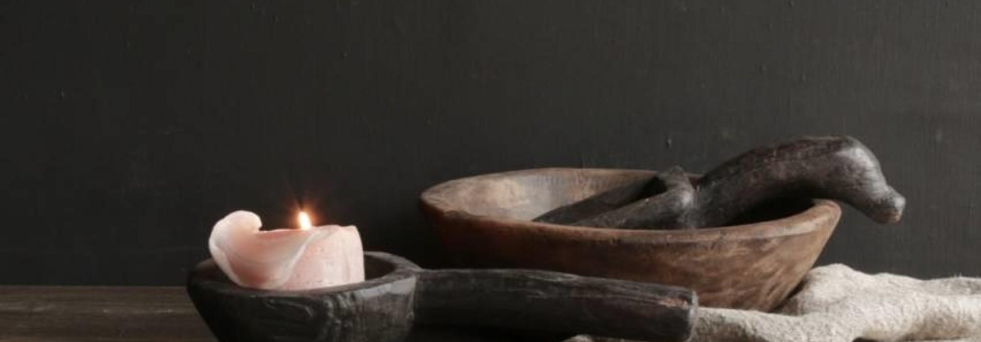 Oude Houten outen Nepalese lepels