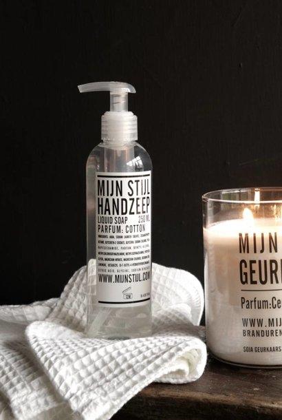Hand Soap Cotton White