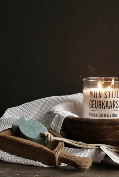 Soap Pendant fish with oregano perfume olive