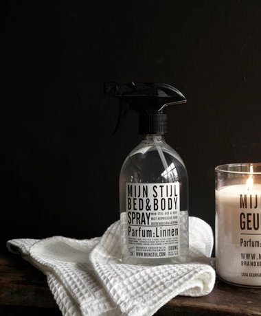 Puur Zeep Bed & Body Spray *Parfum Linnen