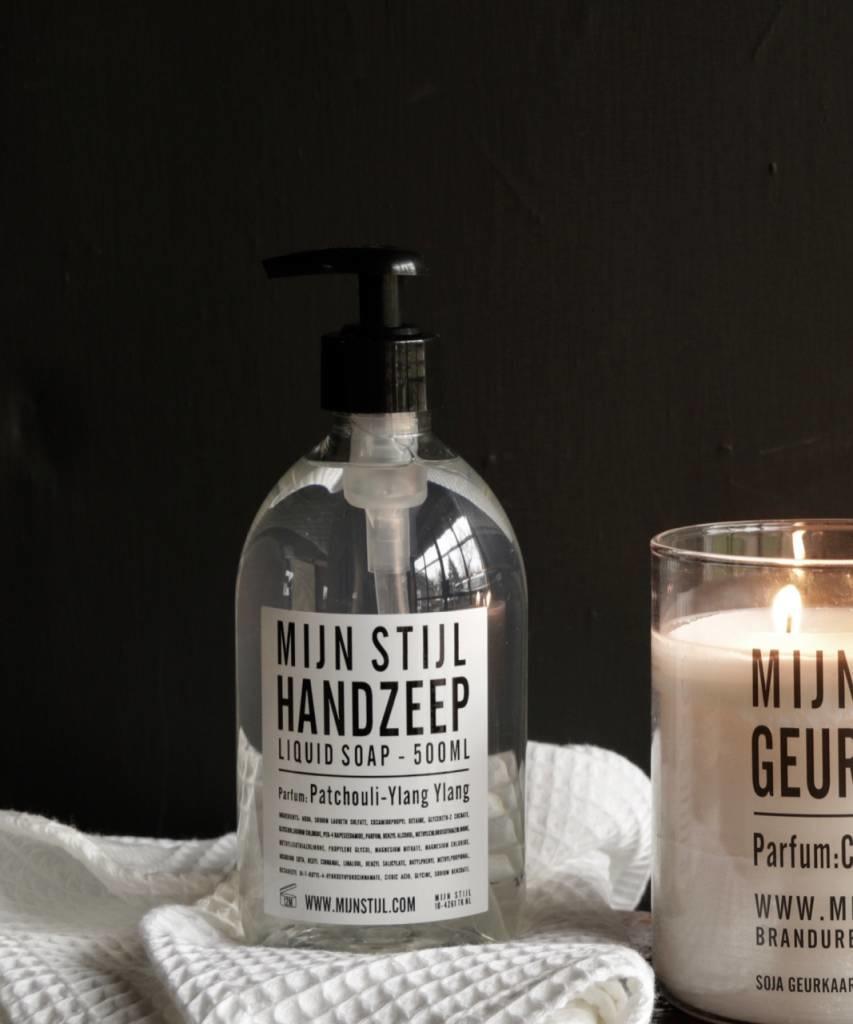 Handzeep parfum Patchouli-Ylang-Ylang-1