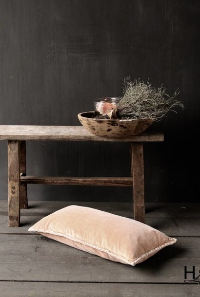 Bench made from old wood