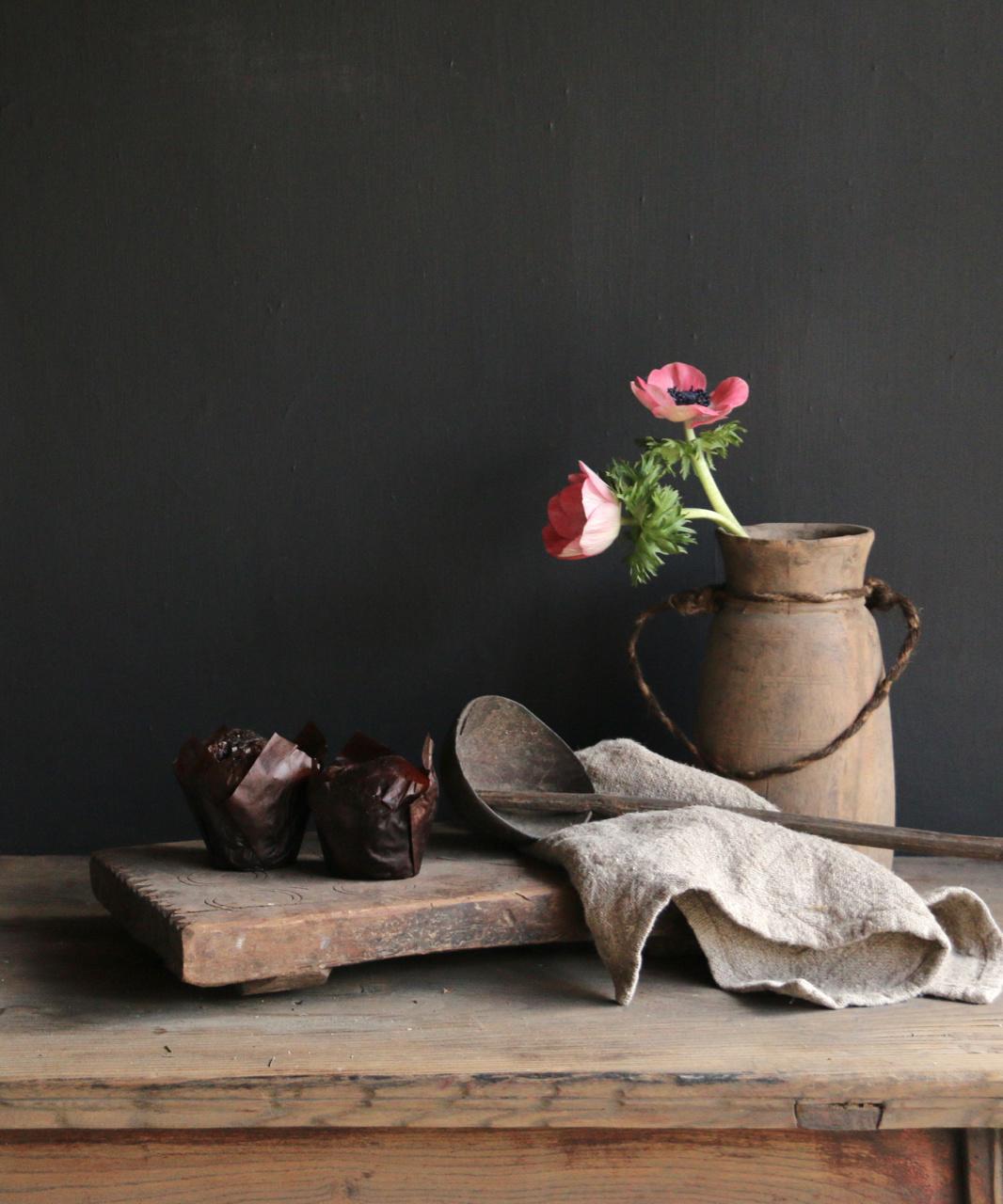 Oud Nepalees Bajot plankje-1