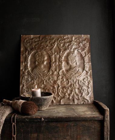 Aura peeperkorn Wand paneel Brons  Aura Peeperkorn