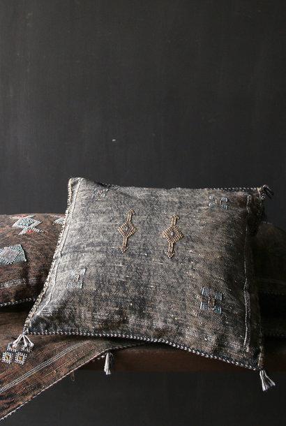 Beautiful Tough vintage handmade Cushion cover