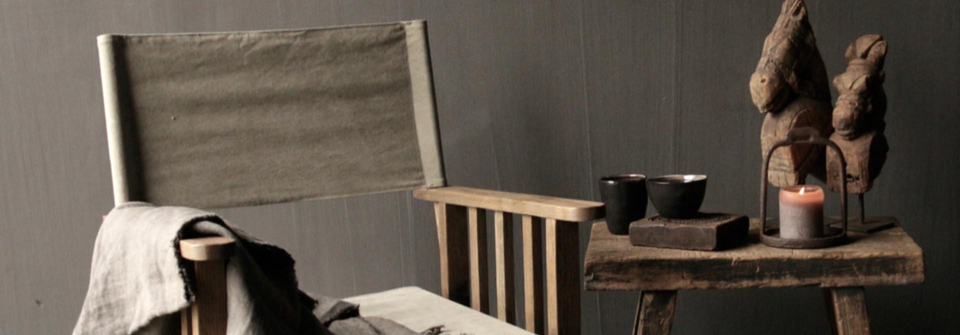 Regisseur schommelstoel