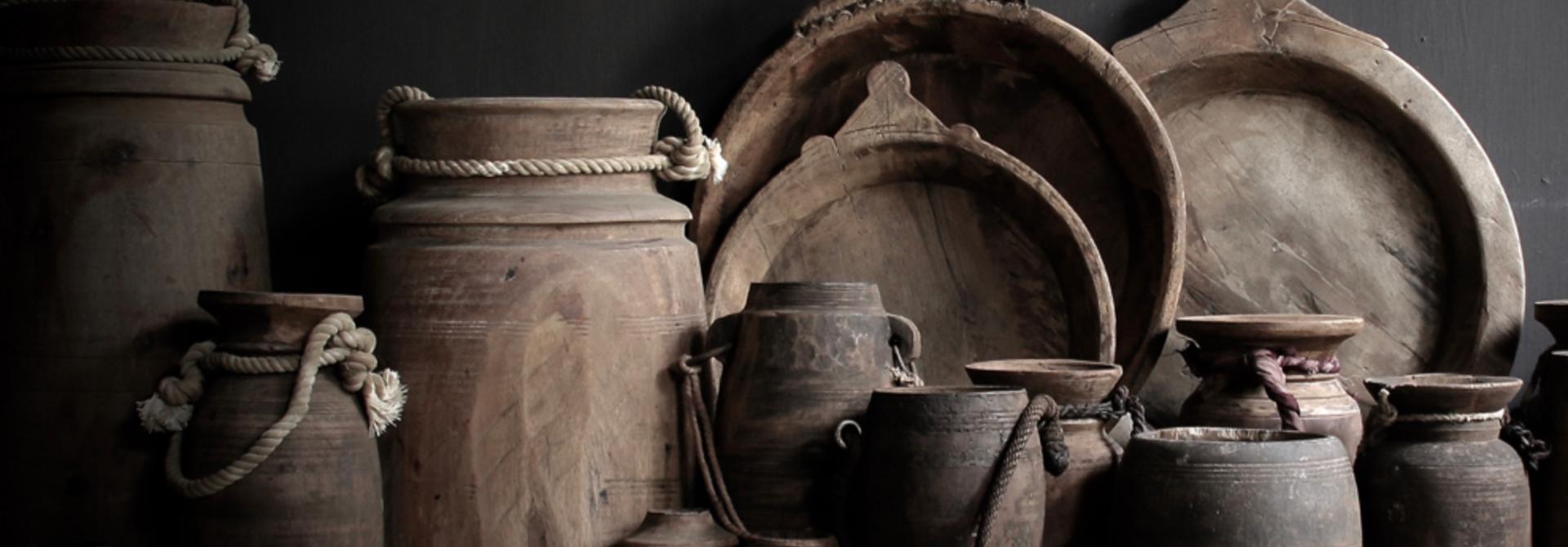 Jars, Pots & Scales
