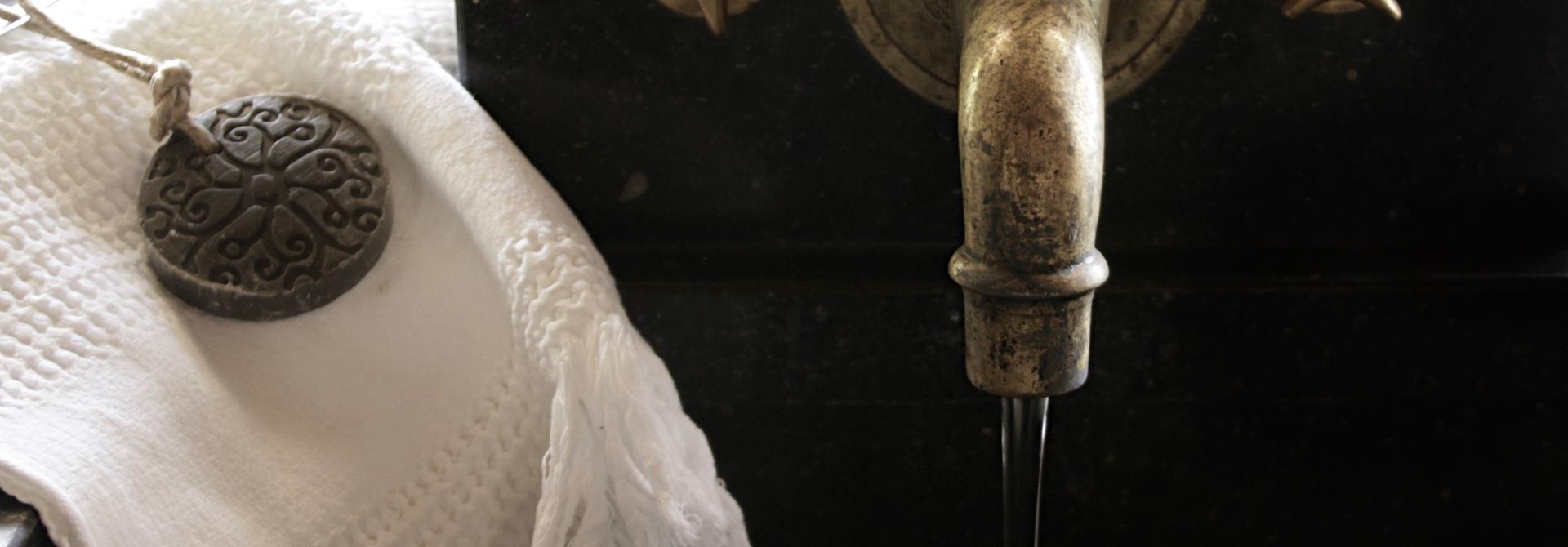Hammam, reine Seife und so