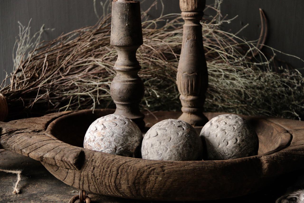 Wooden ball-2